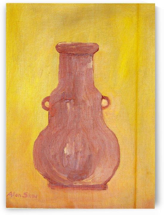 Large Urn. by Alan Skau