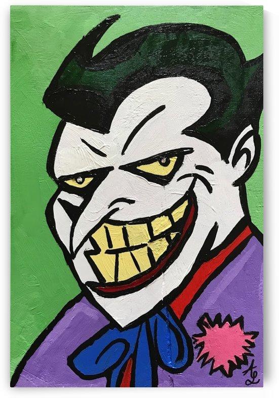 Joker by Anthony Alexander Lopez