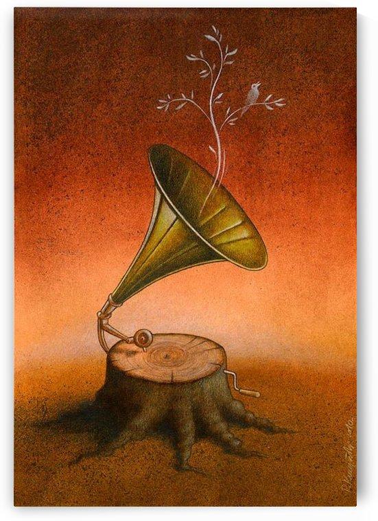 Soul by Pawel Kuczynski