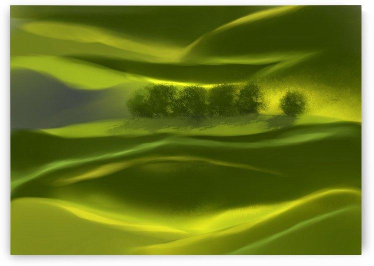 green by MENG LU
