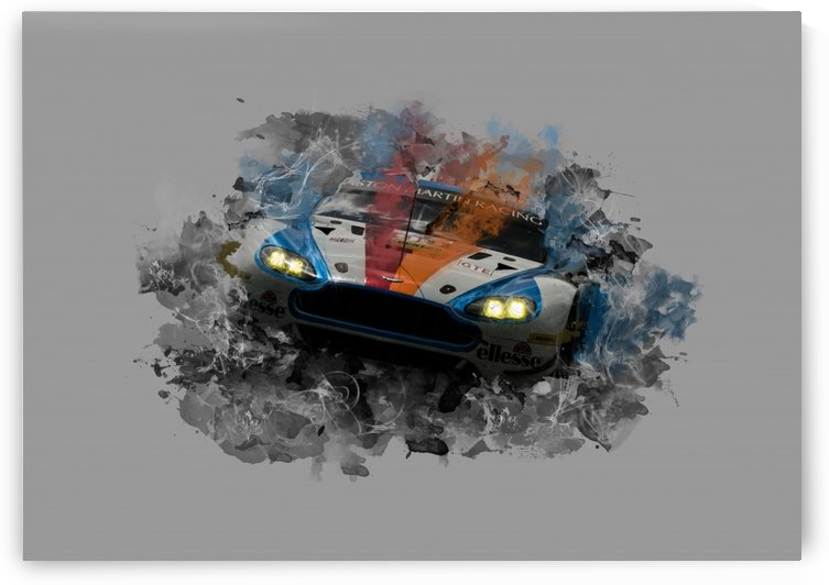Beechdean Aston Martin GTE by Sportscarglobal com
