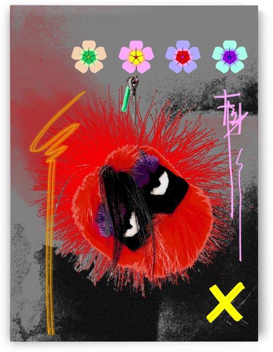 Fendi Bug Flowers by GABA