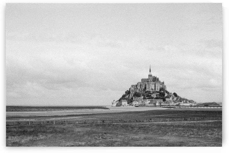 Mont Saint Michel. Normandy by Marcin Lukaszewicz