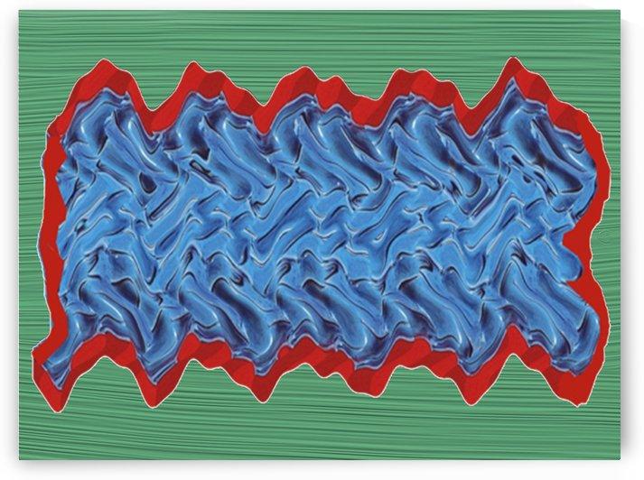 Graffito 66o by Otto Graser Visual Artist