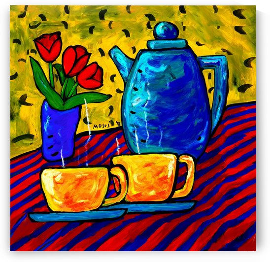 TEA FOR TWO by Moses