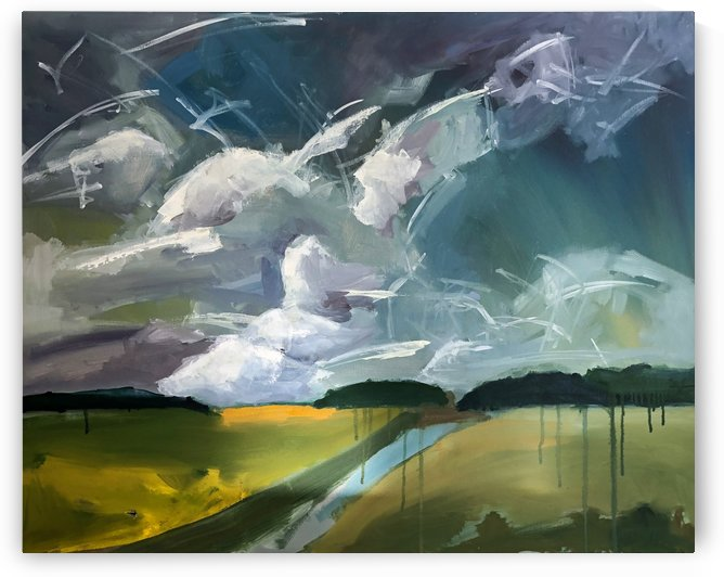 Dancing Clouds_final by Hal Sadler