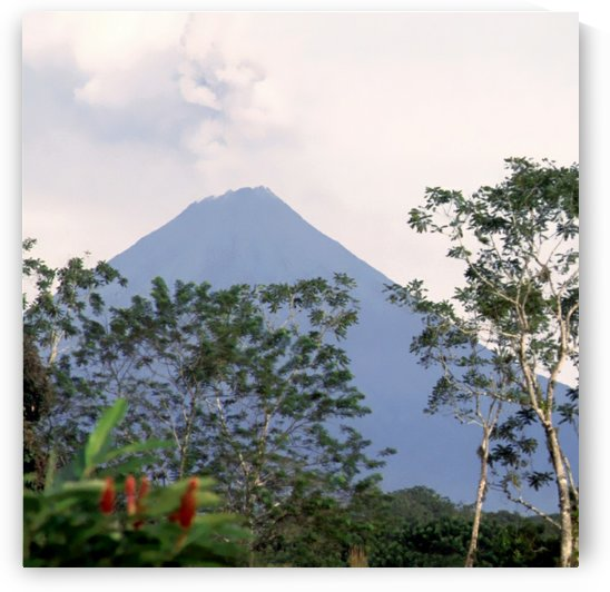 Tropical Volcano  by Greene Safaris Productions