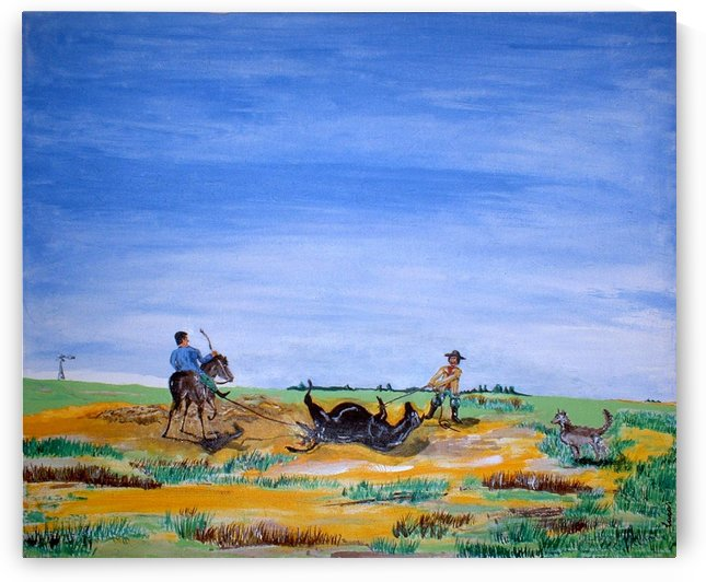 Cowboys by luceire