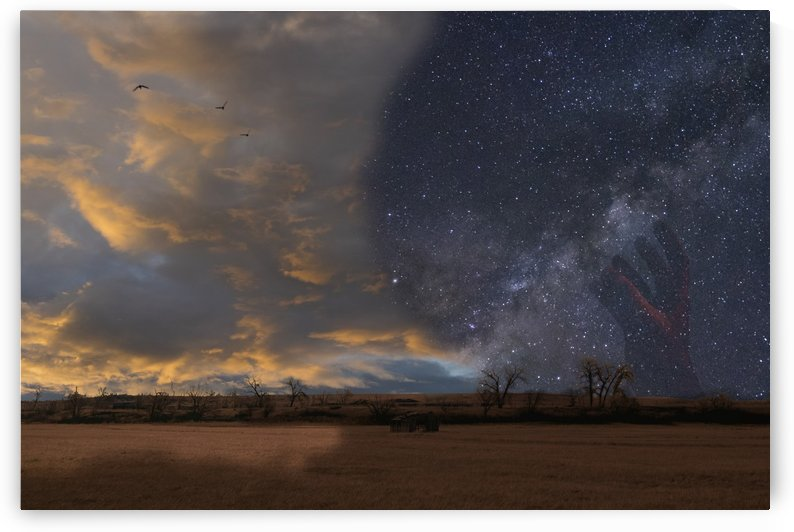 Night meets dusk by Andrew Raaber