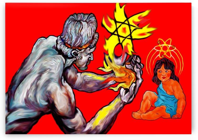 prometheus by Klodian Bezhani