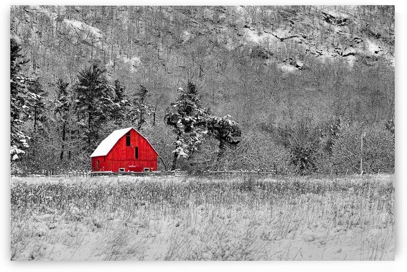 Grange rouge by dbriyul
