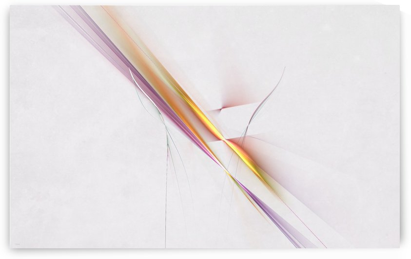 Colored Pencil - Diagonal 1 by aGeekonaBike