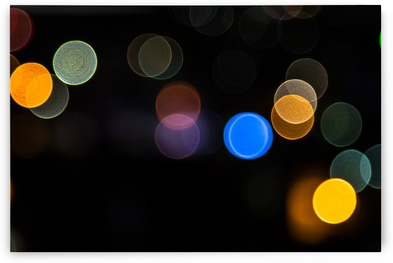 BOKEH by OPTIC CANVAS