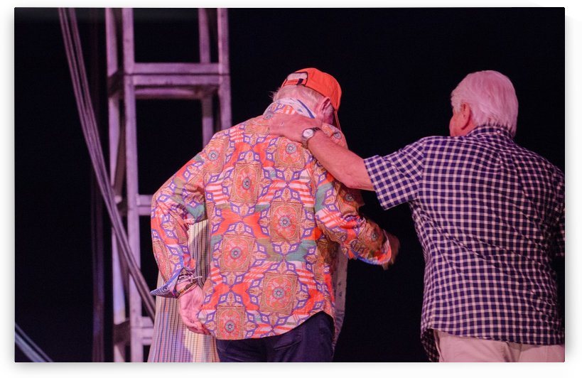 Mike Love - end of show, The Beach Boys (Biltmore Estate, Asheville NC, 7/30/17) by jrbPHOTOGRAPHY