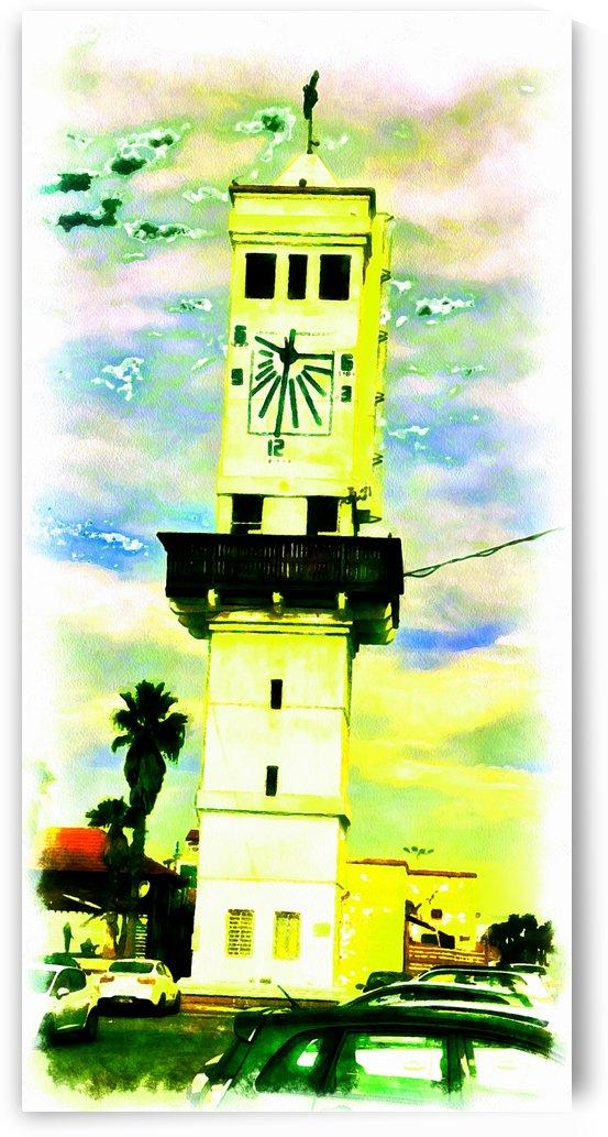 Ashdod 1 by raanan ben ari