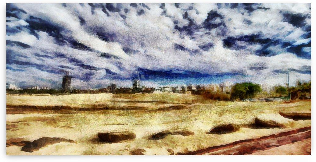 Ashdod 7 by raanan ben ari