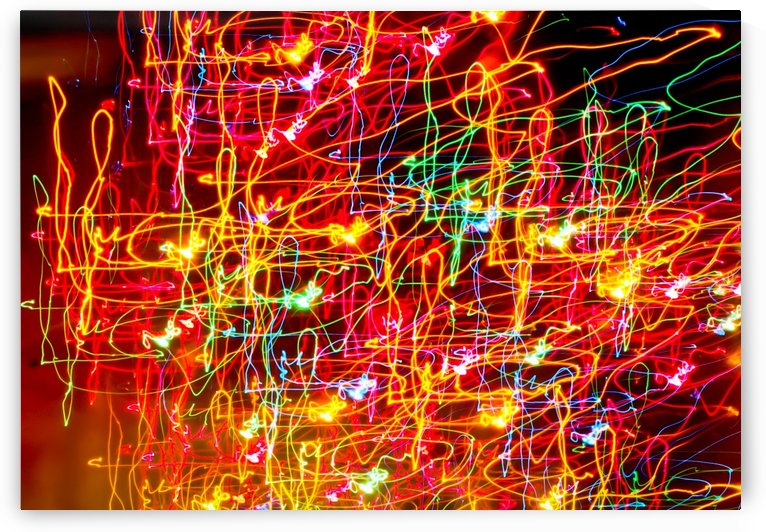 light creative abstract colorful by Stockpix
