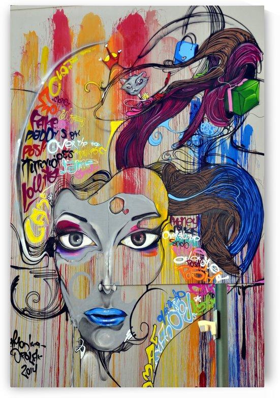 graffiti by Stock Photography