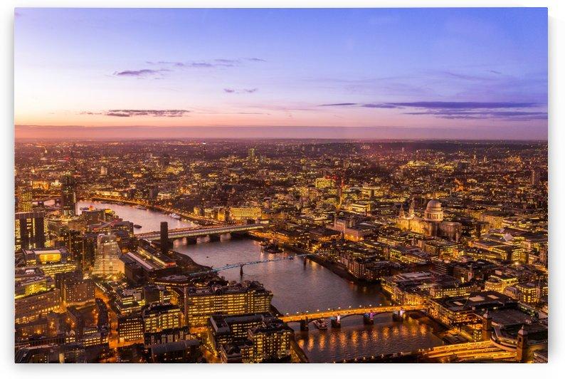 City Lights by Stockpix