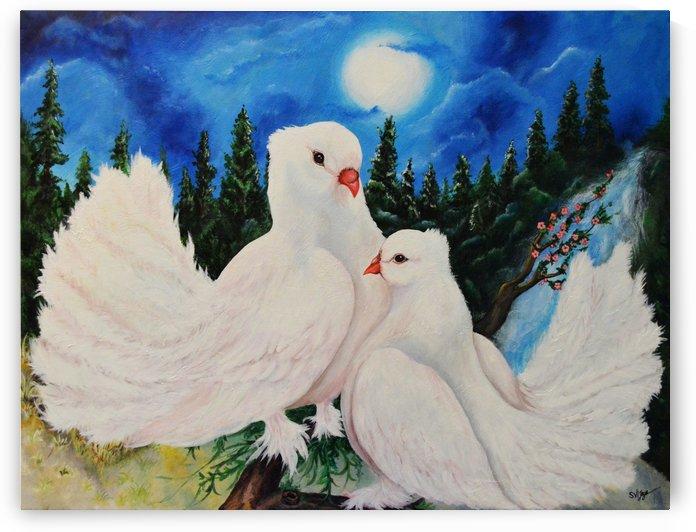 Love Under The Moon by vijayaswildartland