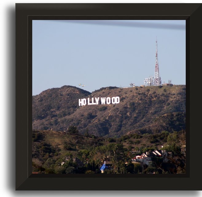 Hollywood and Helicopters by Hold Still Photography