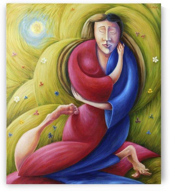 Embrace by Andrey Polunin