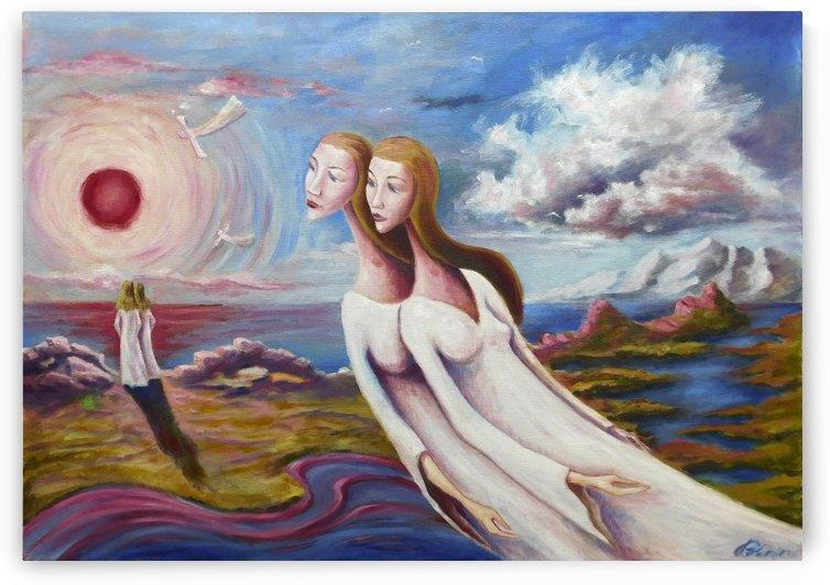 Sadness by Andrey Polunin