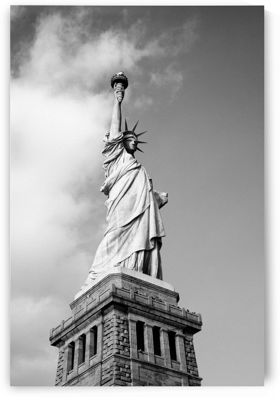 Statue of liberty by Stockpix