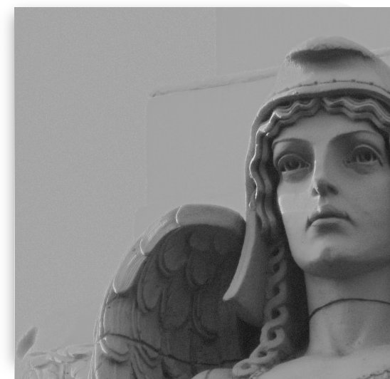Guardian Angel on Watch by Hold Still Photography