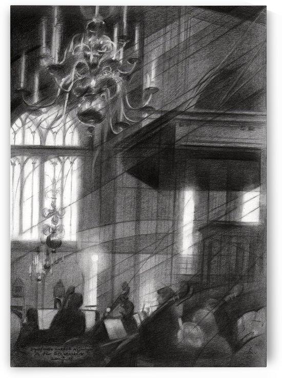 Symfonie Orkest Nijmegen @ Stevenskerk – 01-01-18 by Corné Akkers