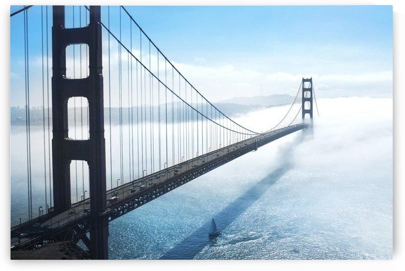 Golden Gate by Stockpix