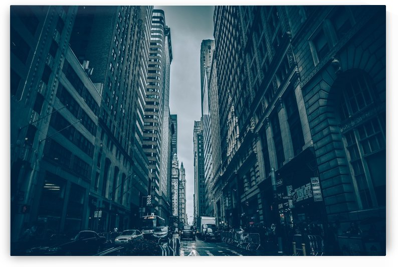New York Street by Stockpix