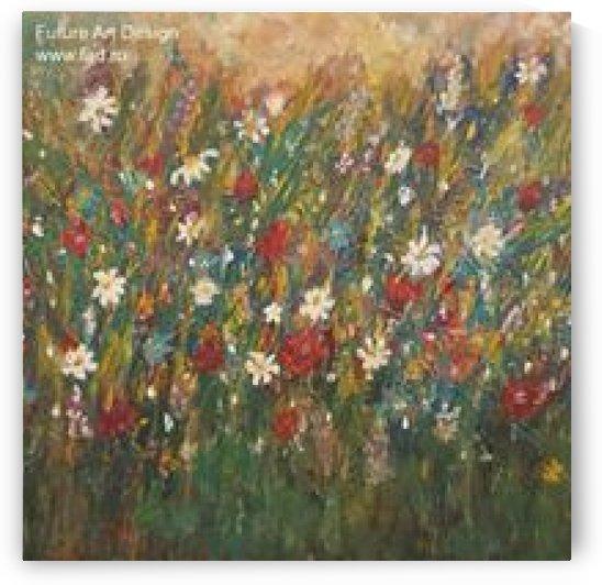 wild flowers by ciobanu c veronica
