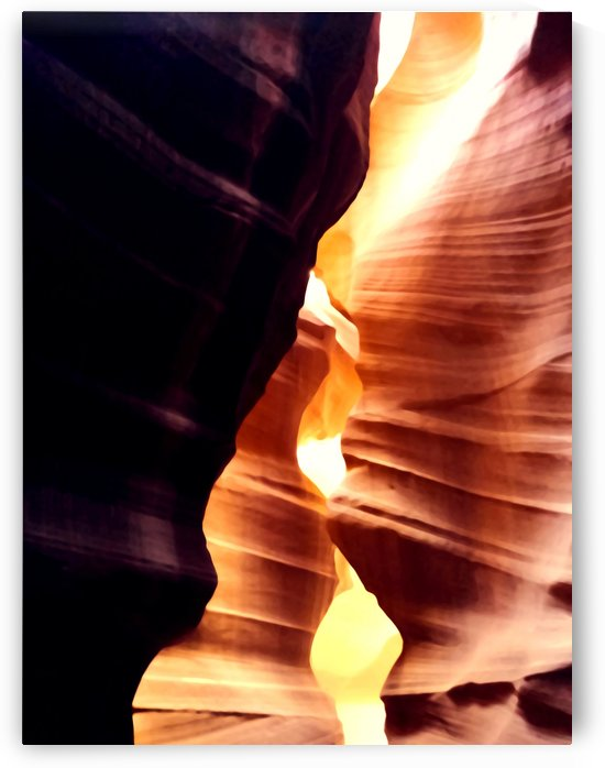 Antelope Slot Canyon by Greene Safaris Productions