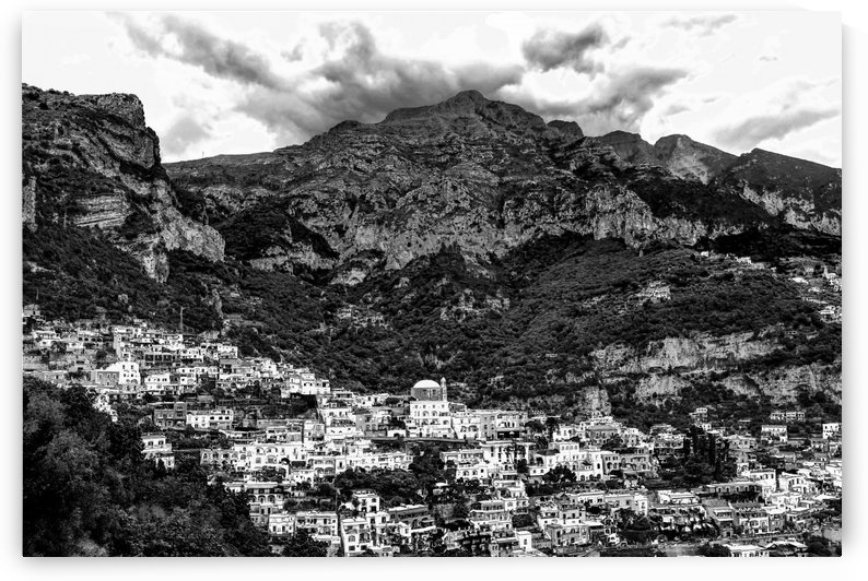Black and White Landscape  - Italy by Alessandro Ricardo Bentivoglio Uva