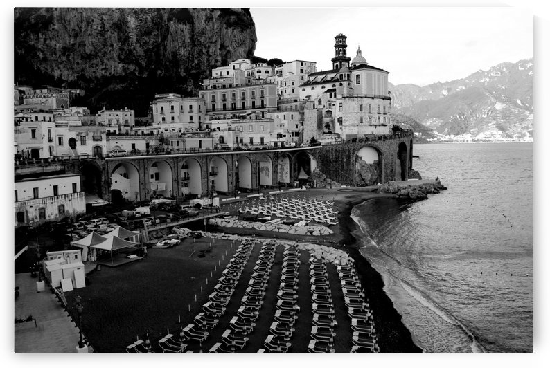 Amazing Black and White Italy Landscape by Alessandro Ricardo Bentivoglio Uva