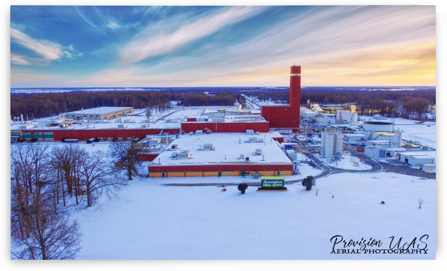 Lonoke, AR | Remington Winter by Provision UAS