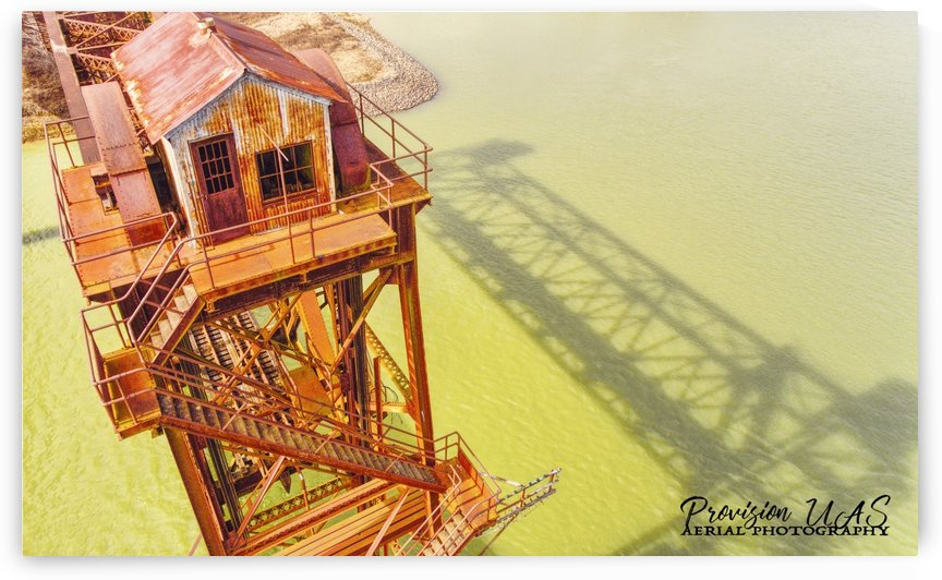 DeValls Bluff, AR | Remnant on the White River by Provision UAS