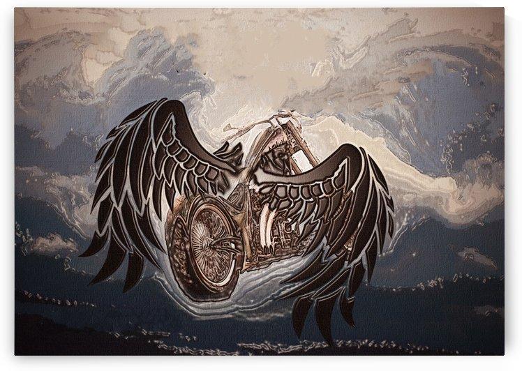 Rider's Heaven by C  Michelle Gonzalez
