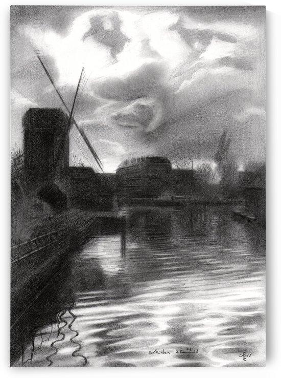 Leiden – 23-01-18 by Corné Akkers