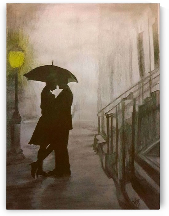 Love in the Rain by jeffin george