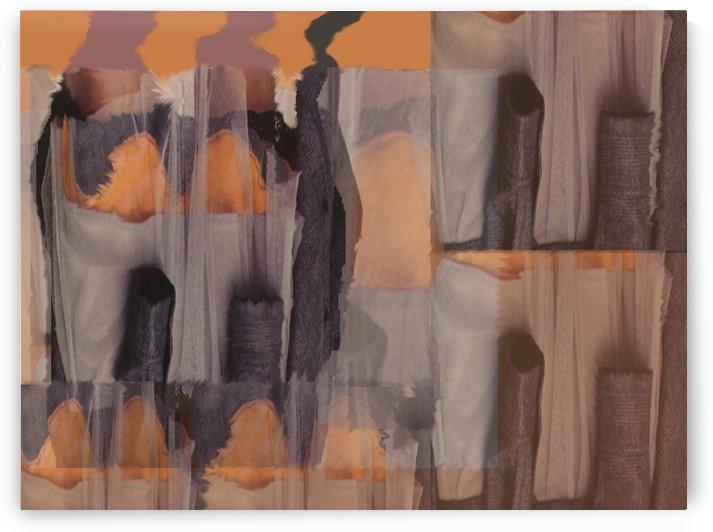 DANCE TROUPE No 1 by Otto Graser Visual Artist