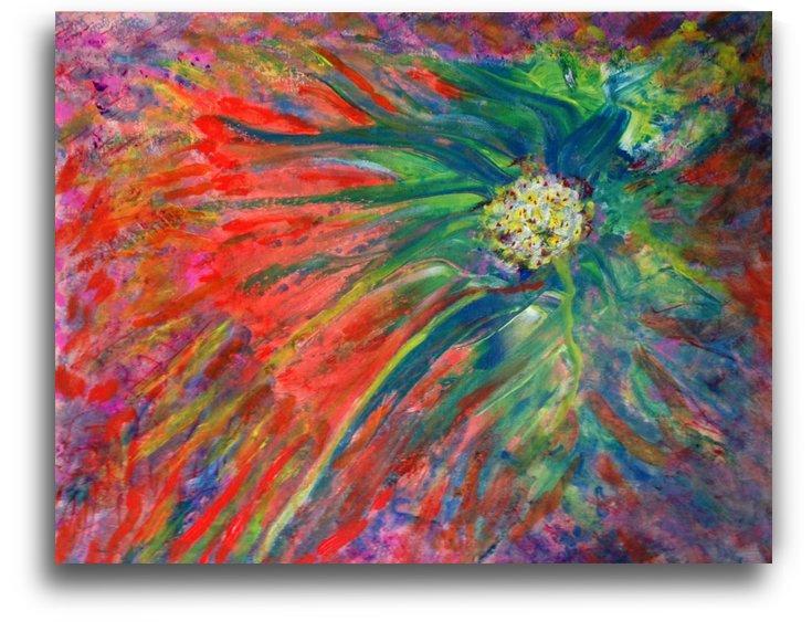 Aloe Bloom by Darryl Green