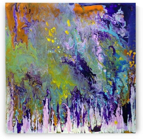 Living In a spiritual world by Darryl Green