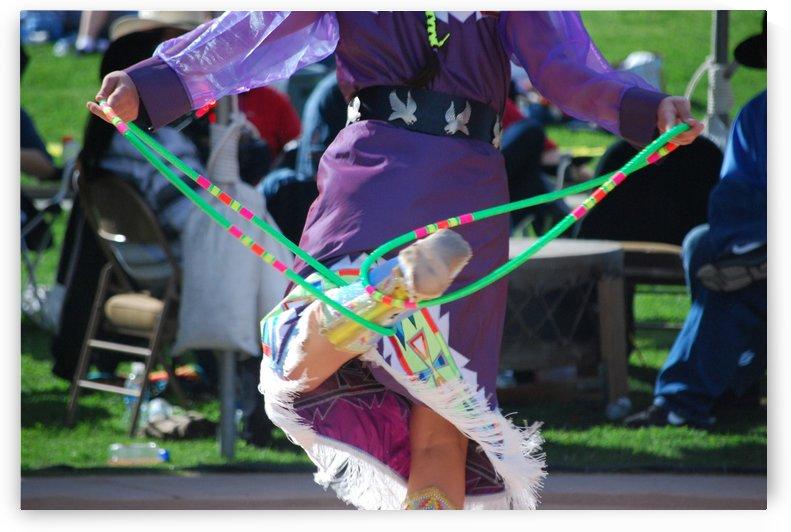 Hoop dance championships 2008  by Darryl Green
