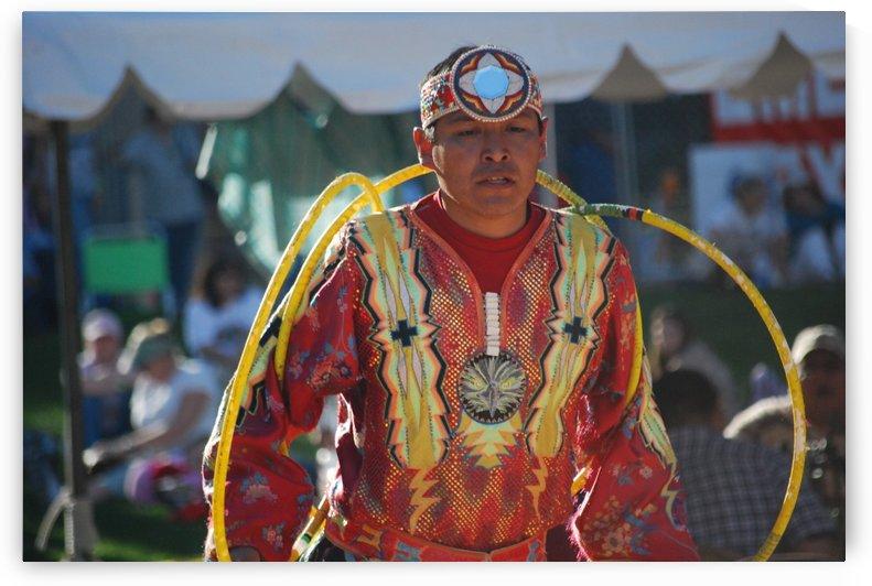 Native American Hoop dance championships 2008 by Darryl Green