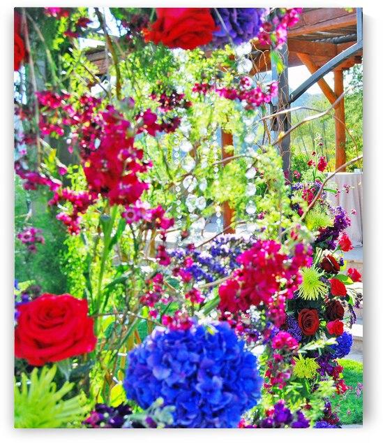 Wedding flowers  by Darryl Green