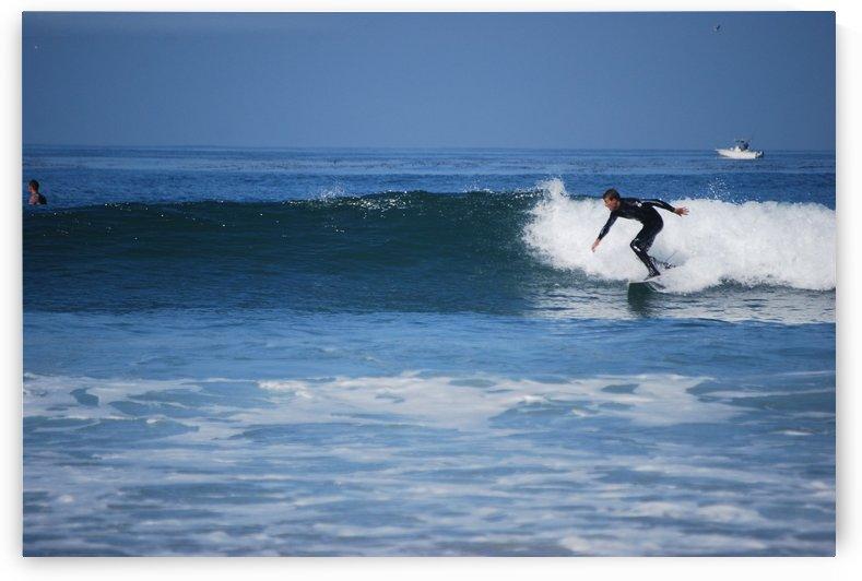 Califonia surfer by Darryl Green