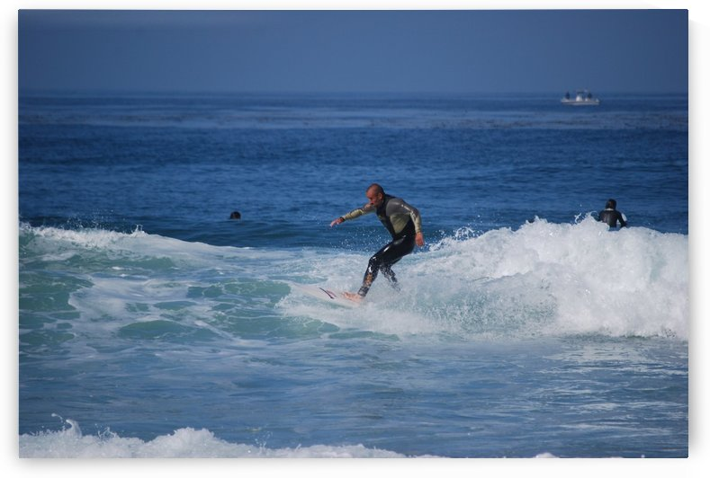 Dana Point surfers  by Darryl Green