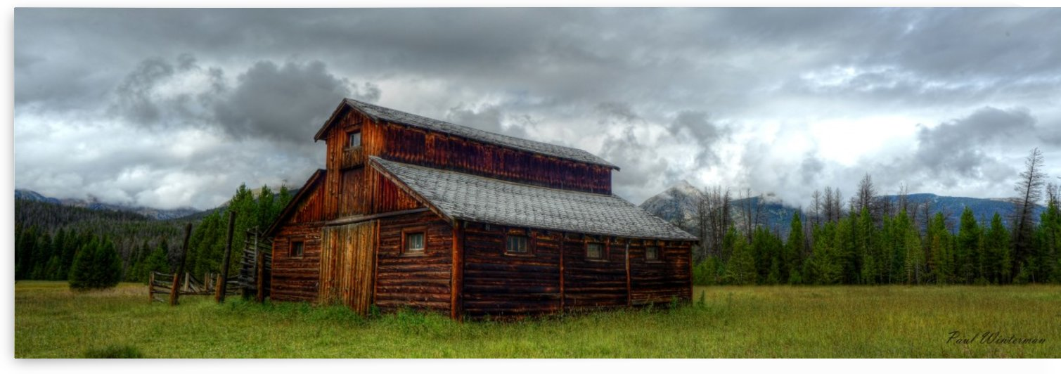 Abandoned by Paul Winterman